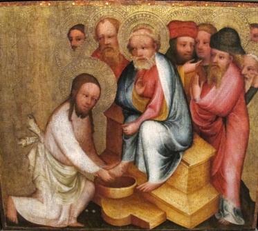 Maestro_bertram_di_minden,_lavanda_dei_piedi,_amburgo_1380-90_ca.