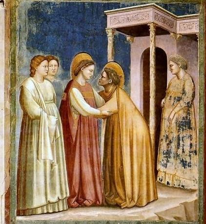 Giotto-Cappella-degli-Scrovegni-Visitatione