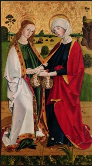 Maria ed Elisabetta