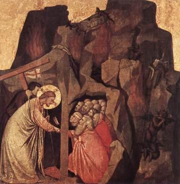 Andrea da Firenze, Discesa di Cristo agli inferi. 1365-1368, Santa Maria Novella, Firenze.jpg