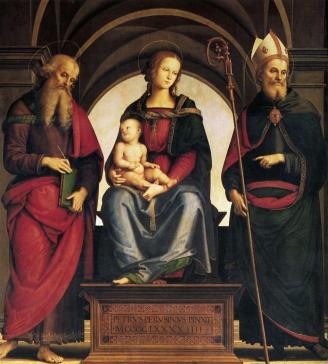 maria e agostino